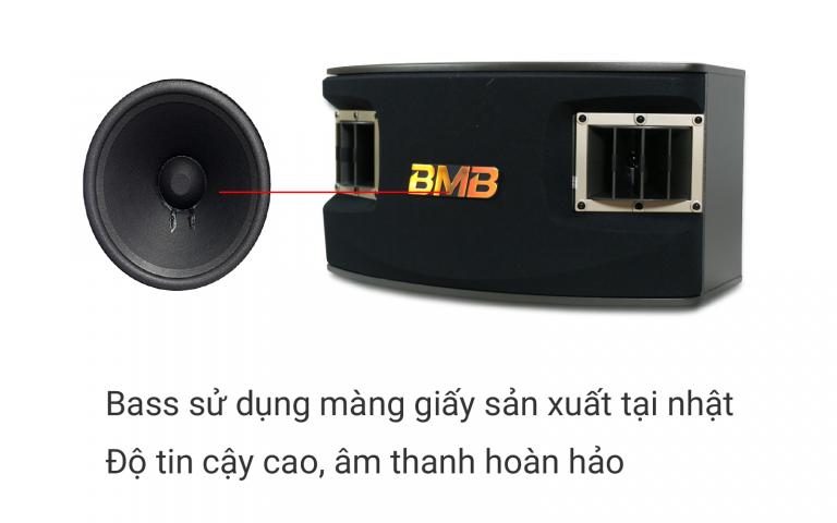 loa BMB CSV 450SE là dòng loa cao cấp,loa chuyên hát karaoke hay nhất hiện nay