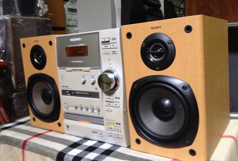 Dàn âm thanh mini Nhật bãi cao cấp